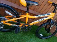 "Cuda Mayhem Boys 20"" mountain bike"