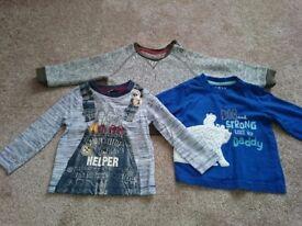 9-12 months baby boy bundle