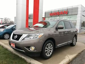 2014 Nissan Pathfinder SL TECH, NAVIGATION, LEATHER, HEATED SEAT