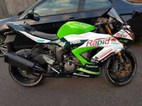 Kawasaki ZX6R 636 with ABS 2015 (FDF), Clean, low miles