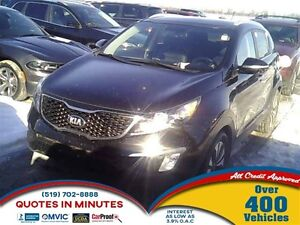 2013 Kia Sportage SX | NAV | LEATHER | ROOF | AWD | CAM