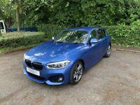 BMW, 1 SERIES, Hatchback, 2017, Semi-Auto, 1998 (cc), 5 doors