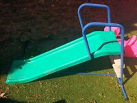 Children's blue and green child, suitable for toddler/pre-school age
