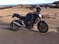 Yamaha FZ1N Naked muscle bike detuned R1 Engine