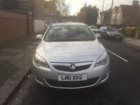 Vauxhall Astra 2011 Plate 1.4 – New Shape (AC) Immaculate Condition