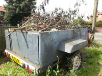 for sale large car trailer