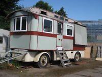 Showmans Living Van in very original condition. Sound bodywork - excellent tyres.