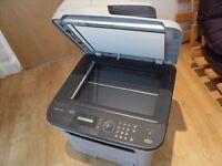 Samsung Laser Printer, Scanner, Copier and Fax