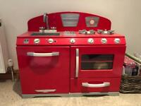 GLTC red cooker