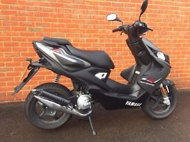 Yamaha NS50 Aerox R 2015 *Matt Grey *Fully De-Restricted *Performance Upgrades *Low Mileage*