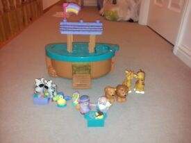 Little People Noah's Ark Age 1-5