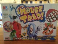 Mouse Trap Board Game by Hasbro