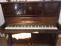 Quality Albert Fahr Piano for sale - Very good condition