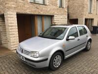 VW GOLF AUTOMATIC 58000 MILES NEW MOT VOLKSWAGEN GOLF