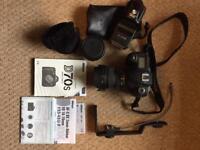 Nicon camera D70S
