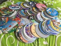 One hundred and eighty children's dvds 20p a DVD