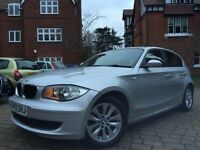 CHEAP!! 2009 BMW ONE SERIES, FULL SERVICE AND MOT