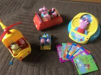 Peppa pig selection of toys £20 all