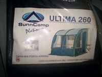 Sun Camp Awning for sale