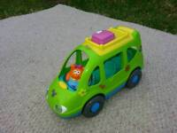 Wobble Car