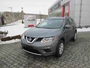 2015 Nissan Rogue S AWD AC+VITRES+CAM
