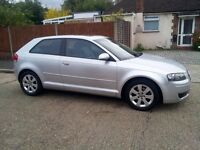AudiA320053drAutomatic,full service history,11 monthsMOT;Audi concertstereo;Moving abroad quick sale