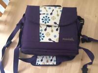 Munchkin lunch bag/ seat
