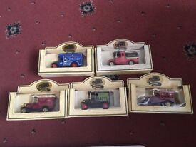 Lledo Cars. STILL IN THE BOX! COLLECTION ONLY!