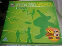 XBOX 360 ARCADE COLLECTORS Condidtion