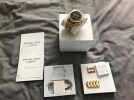 Michael Kors Smart Watch Mens