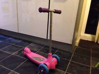 Kixi Razor scooter in good conidtion