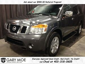 2012 Nissan Armada Platinum Edition (A5) **Heated Seats**