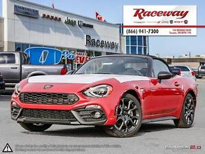 2017 FIAT 124 Spider ABARTH | HEATED LEATHER | RWD | CALL NOW |