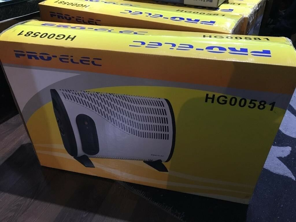 Pro Elec Hg00581 Heater For Home Restaurant Shop Brand New In Box In Feltham London Gumtree