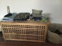 Ikea storage table excellent condition
