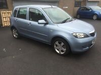 2004 MAZDA 2 LONG MOT SERVICE HISTORY PX WELCOME £495