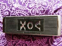 VOX V847 wah- wah