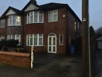 3 bed house, 2 reception rooms, part furnished, close to all amenaties Kings Rd Cholton