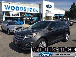 2015 Ford Edge SEL, NAVIGATION, PANORAMIC ROOF