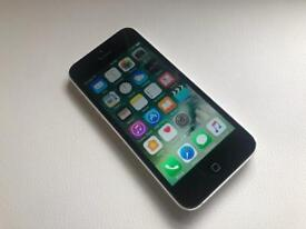 iPhone 5C White 16GB EE Virgin BT Asda Excellent Condition.