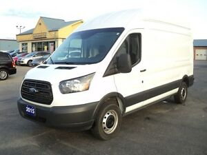 2015 Ford TRANSIT-250 Hi Roof Extended Cargo