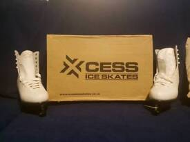 Xcess princess ladies ice skates size 5 brand new in box great Christmas present