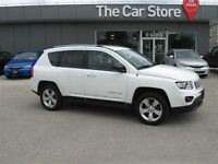 2011 Jeep Compass Sport/North - 4X4, HTD MIRRORS, 1-OWNER B.C. V