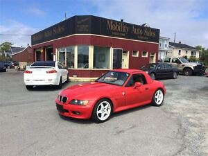 1996 BMW Z3 Hardtop and Convertible