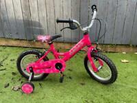 "Dawes Lottie 14"" Girls Bike"