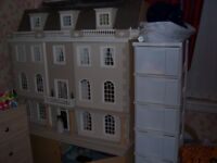 dolls house emporium collectables and 10 houses a pub a perfume shop a 5 ft high house someunopened