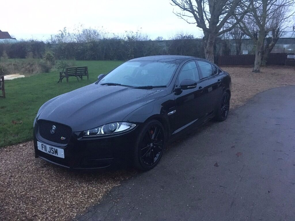 jaguar xf s portfolio v6 auto stunning car with extras fsh warranty in hull east. Black Bedroom Furniture Sets. Home Design Ideas