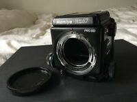 Rare Mamiya RZ67 Pro II D Camera Body - Excellent Condition