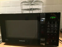 Samsung CE73JDB Combi Microwave Oven. 21L (Oven, Grill, Microwave)