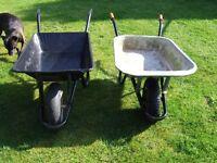 Wheelbarrow's
